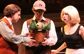 SHU's Theatre Arts Program presents 'Little Shop of Horrors.'