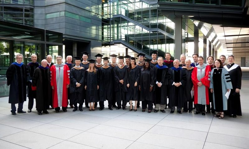 Luxembourg Commencement