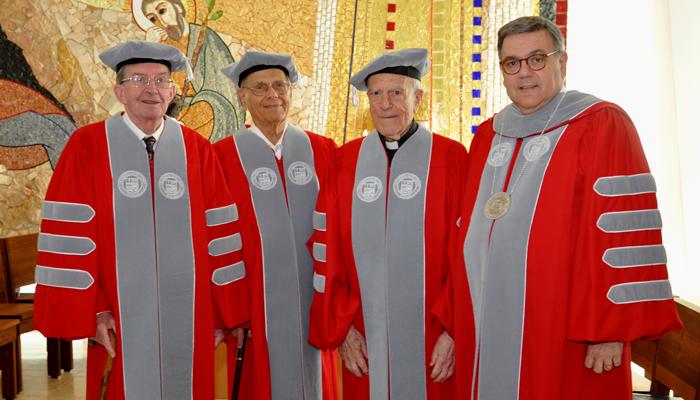 Vatican II 50th Anniversary - Convocation