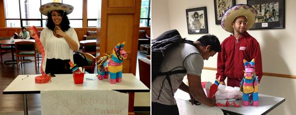 La Hispanidad Piñata Fundraiser