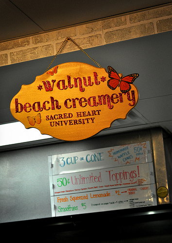 Walnut beach creamery