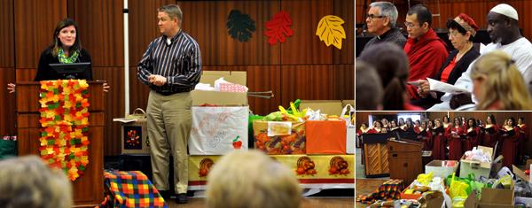 Thanksgiving Interfaith Service