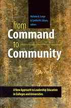 FromCommandToCommunity