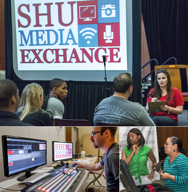 SHU Media Exchange