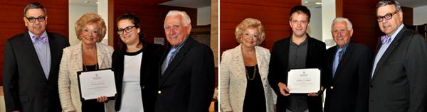 Naclerio Faculty Awards