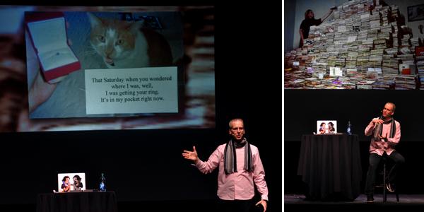 PostSecret founder Frank Warren