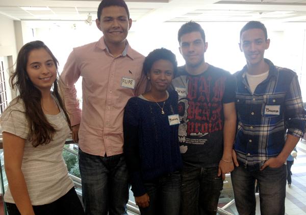 Brazilian Fulbright Scholars