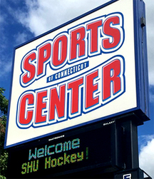 Welcome SHU Hockey