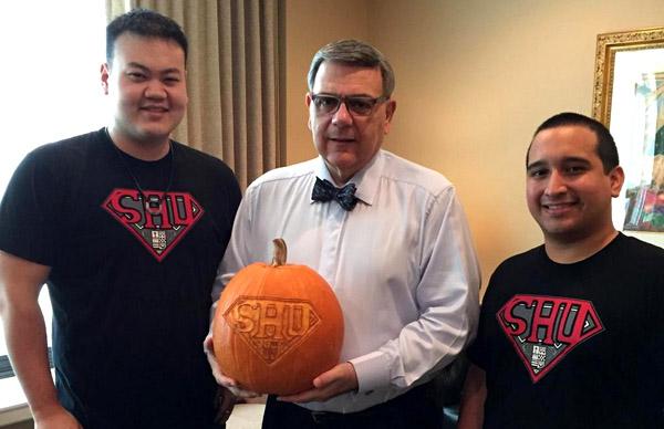 SHUpermen Pumpkin