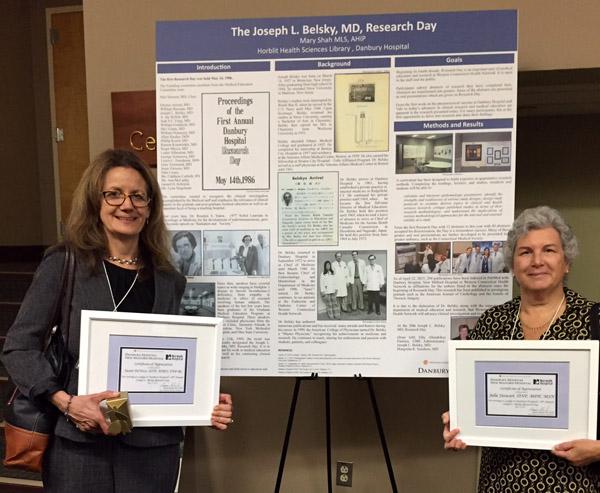 Professors Sue DeNisco and Julie Stewart