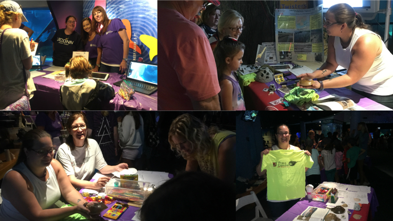 Women in Science Day at Mystic Aquarium
