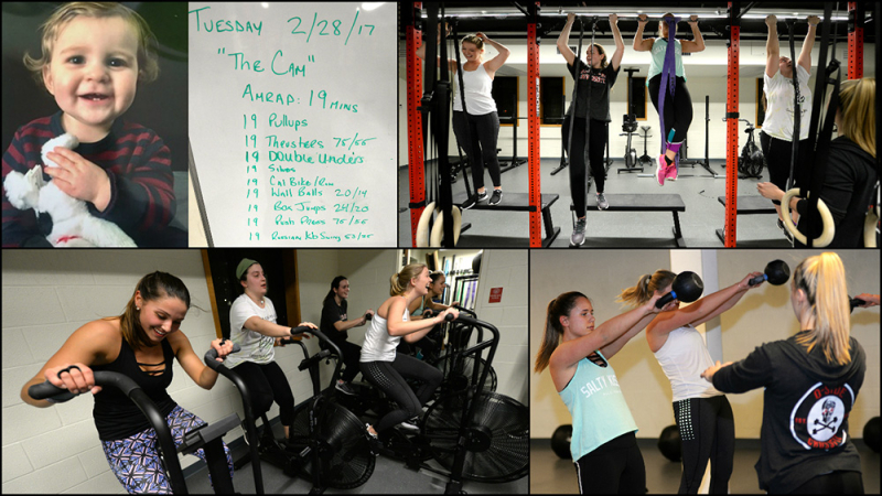 The CAM CrossFit Workout