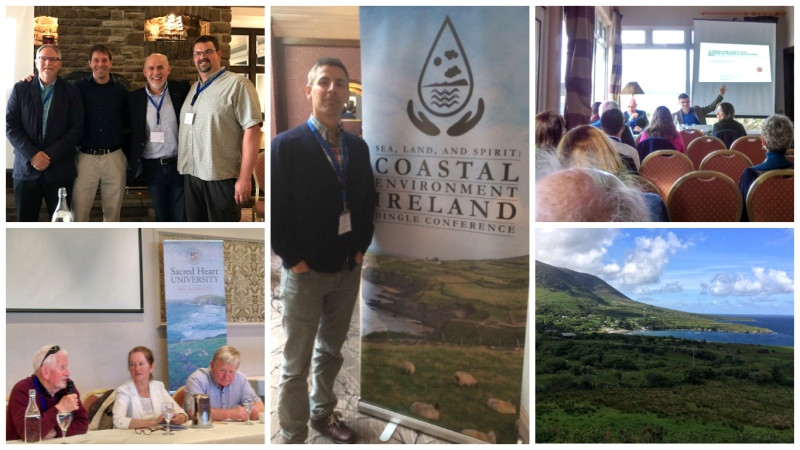 Sea  Land and Spirit Conference in Dingle  Ireland