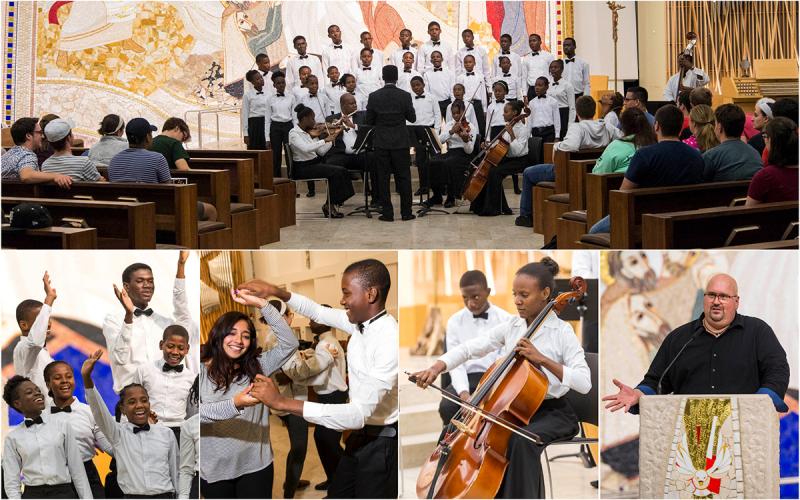 Haitian Youth Choir