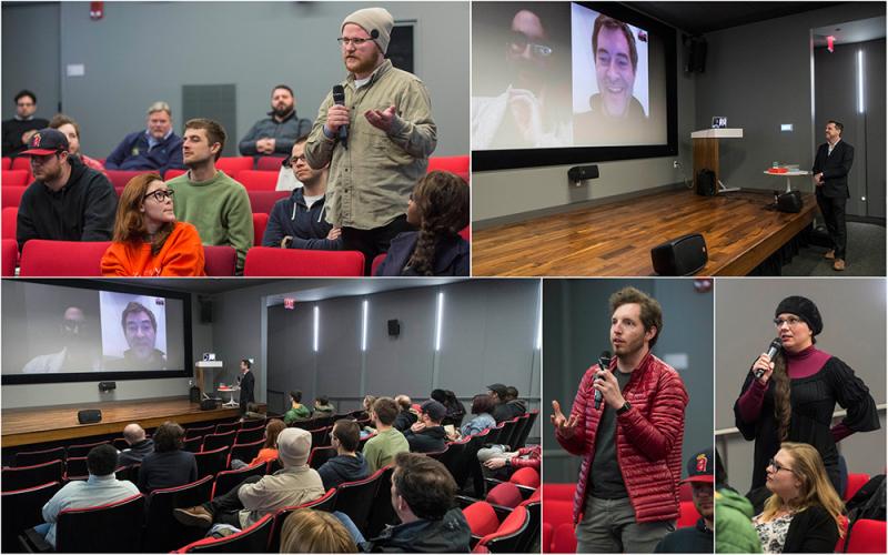 FTMA Film Fest - Duplass Brothers