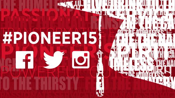 #PIONEER15