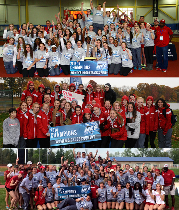 Track and Field Champions
