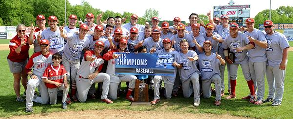 Baseball NEC Championship