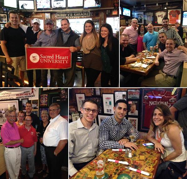 Alumni Happy Hour in Stamford