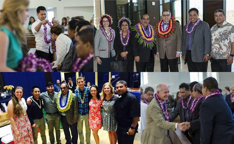 Micronesian delegation