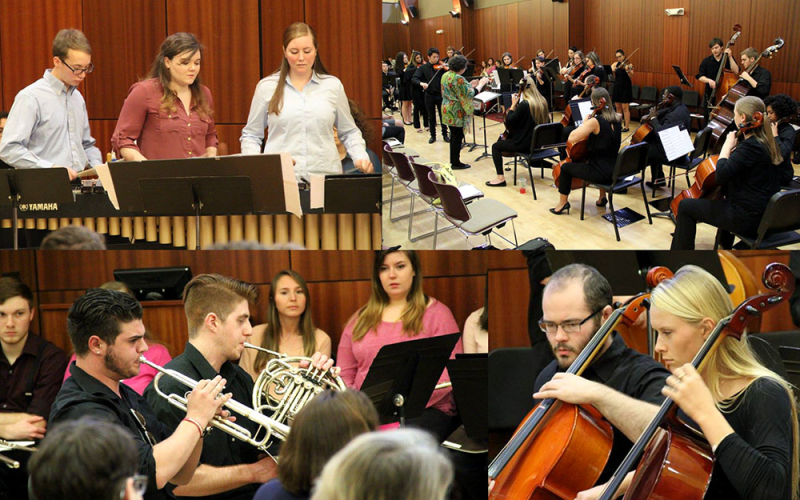 Instrumental Chamber Ensembles