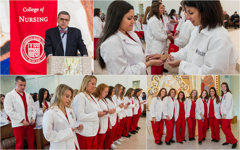 Blessing of the Hands - College of Nursing