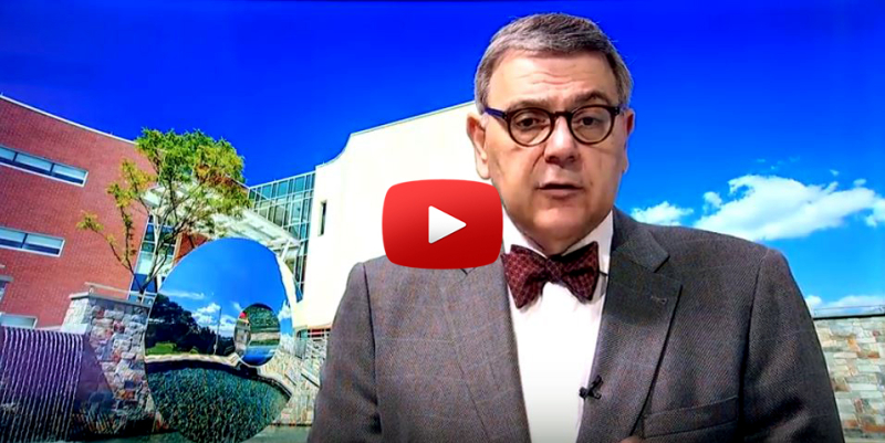 President Petillo's Video Blog