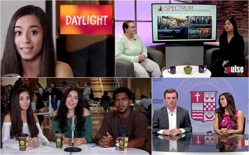 The Pulse and WHRTV's Daylight