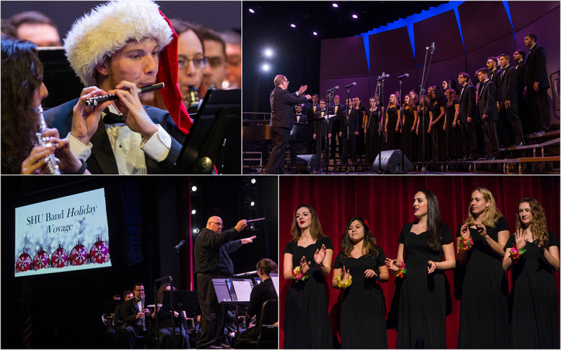 Band and Choir Holiday Concerts