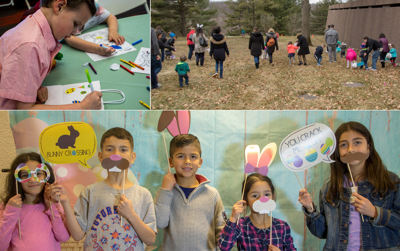 Alumni Easter Egg Hunt
