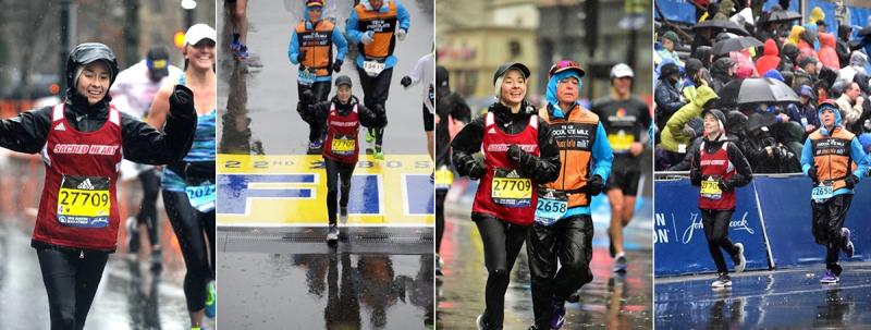 Bernadette Boyle Boston Marathon