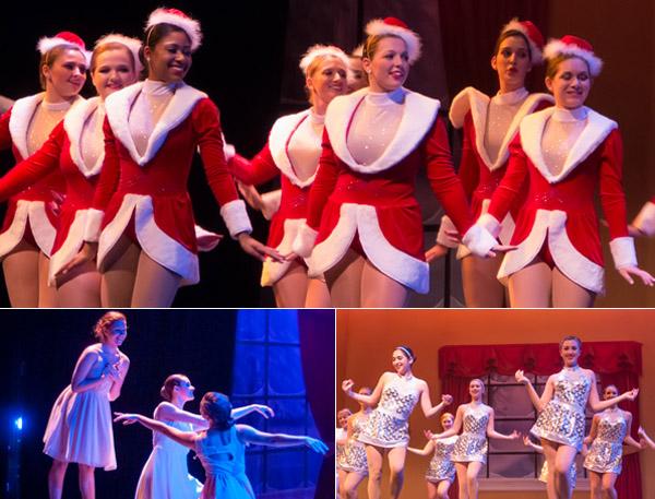 SHU Dance Company's Holiday Extravaganza