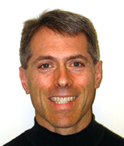 Exercise Science Professor Pete Ronai