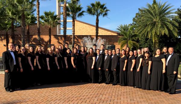 Choir in Disney