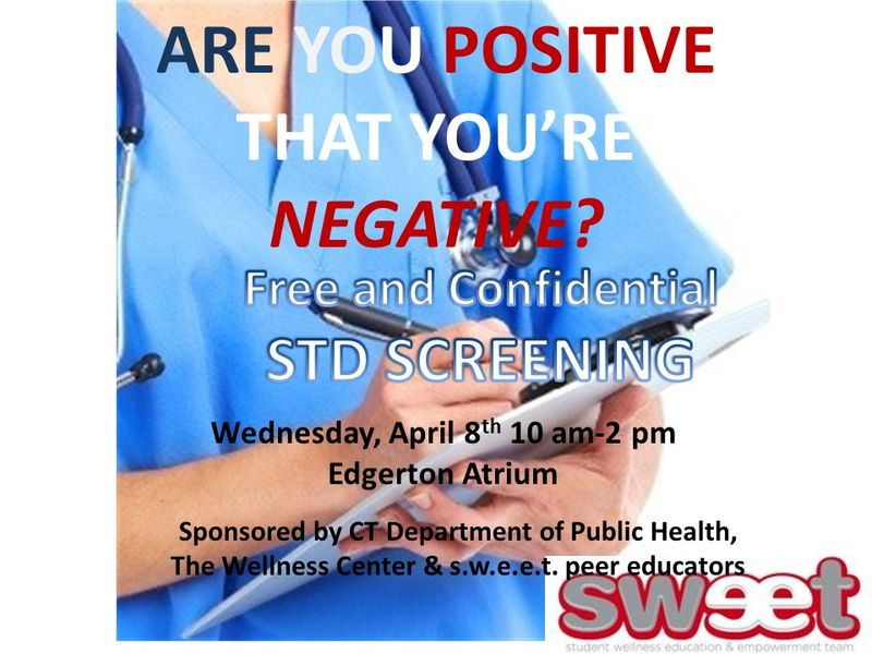 STD testing slide'15