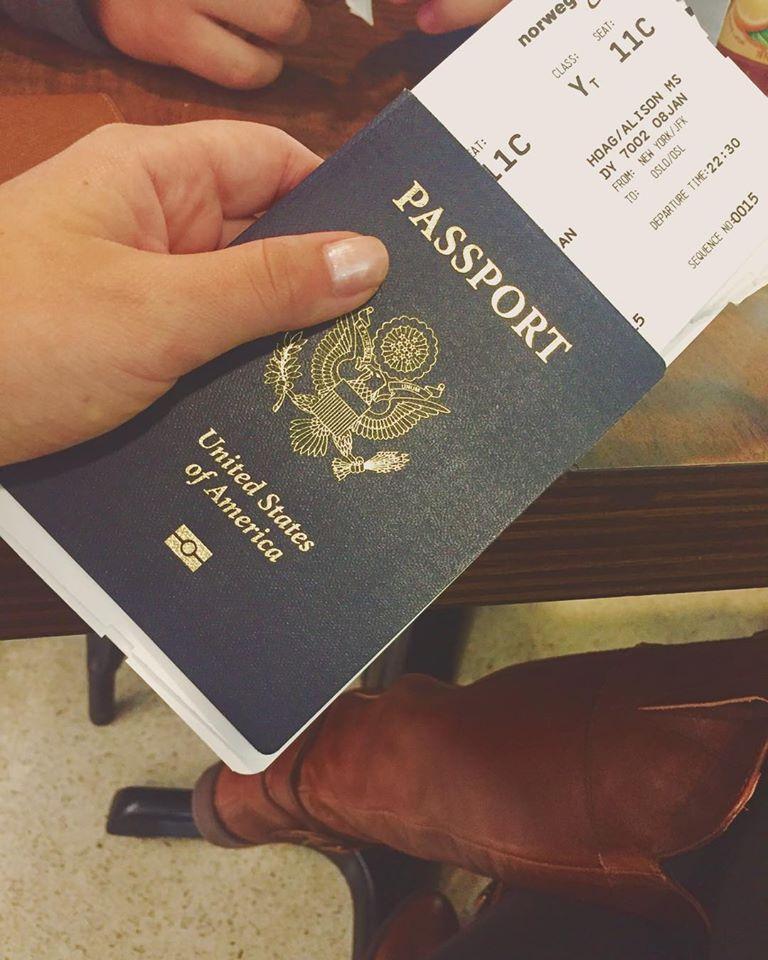 Passport pic