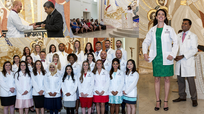 Physician Assistant White Coat Ceremony