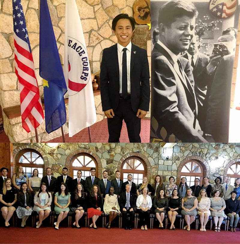 Adyel Duran - Peace Corps