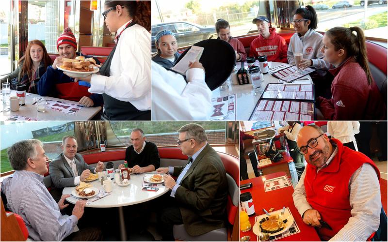 JP's Diner opens