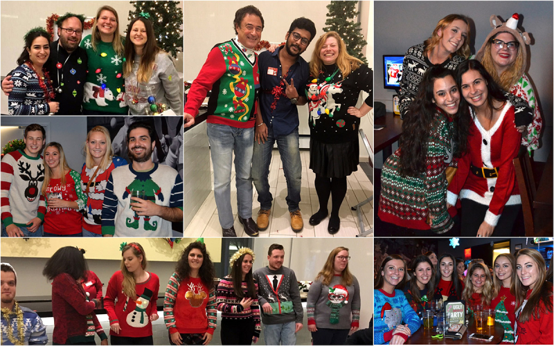 Ugly Sweater Parties
