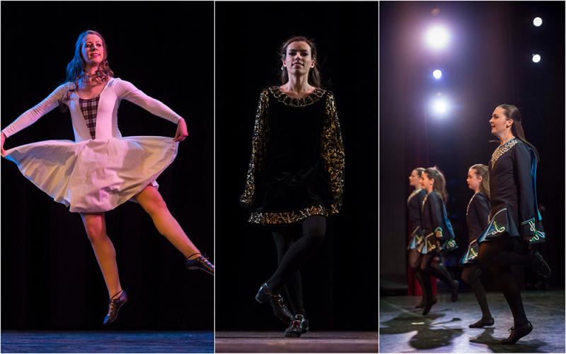 Claddagh Dancers