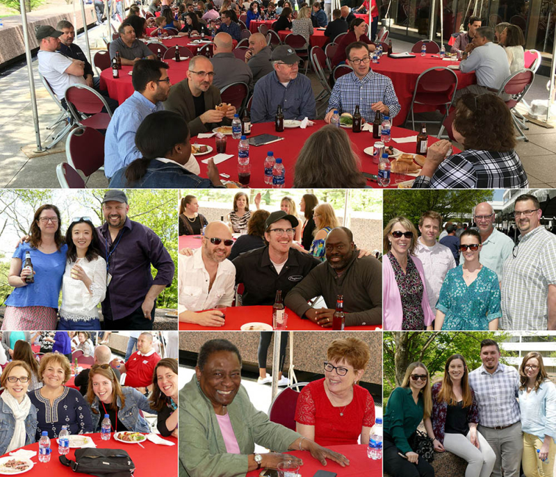Faculty & Staff Barbecue
