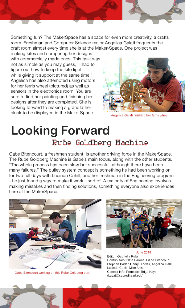 NEWS LETTER PAGE TWO