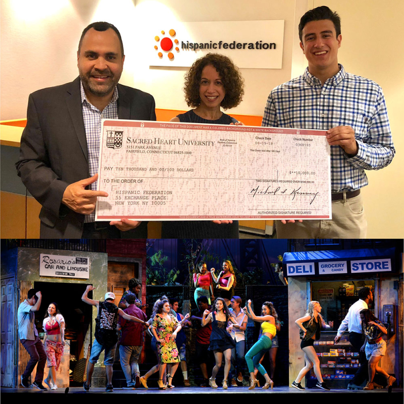 In the Heights Fundraiser for Puerto Rico Relief