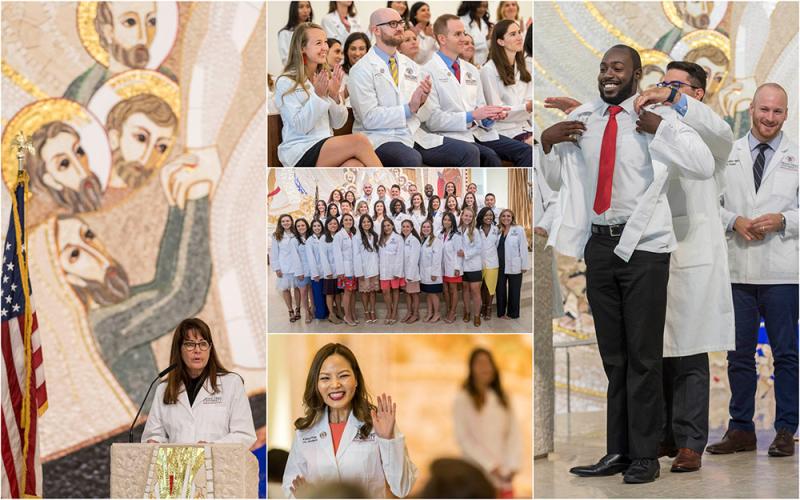 PA White Coat Ceremony