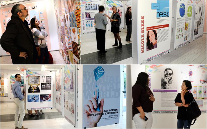 Alumni Art & Design Exhibit