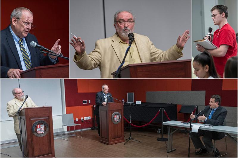 Religion in the Public Forum