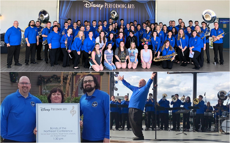 Band at Disney