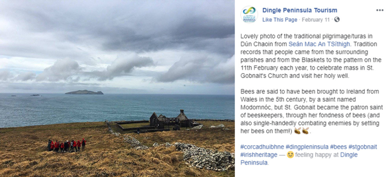 Dingle Peninsula Tourism