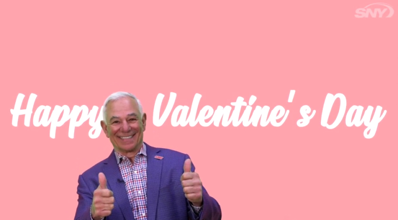 Bobby's Valentine's Day Advice on SNY